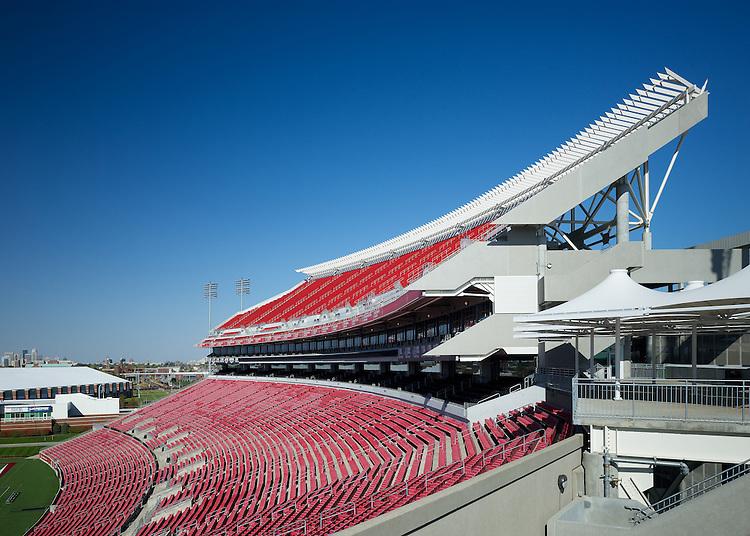 University of Louisville Papa John's Cardinal Stadium | Luckett & Farley