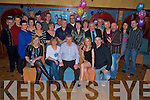 Noreen Dowling, pictured with her husband Robert, daughters Caragh and Amanda, family and friends as she celebrated her 50th birthday in the Killarney Avenue on Saturday night.....