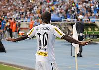 RIO DE JANEIRO, RJ, 10 MAR&Ccedil;O 2013 - TA&Ccedil;A GUANABARA - <br /> jogador Seedorf do Botafogo durante partida Botafogo X Vasco, valida pela Final da Taca Guanabara, (primeiro turno do Estadual do Rio de Janeiro), no Est&aacute;dio do Engenh&atilde;o, na zona norte do Rio, neste domingo. 10/03/2013 - (FOTO: SANDROVOX / BRAZIL PHOTO PRESS).