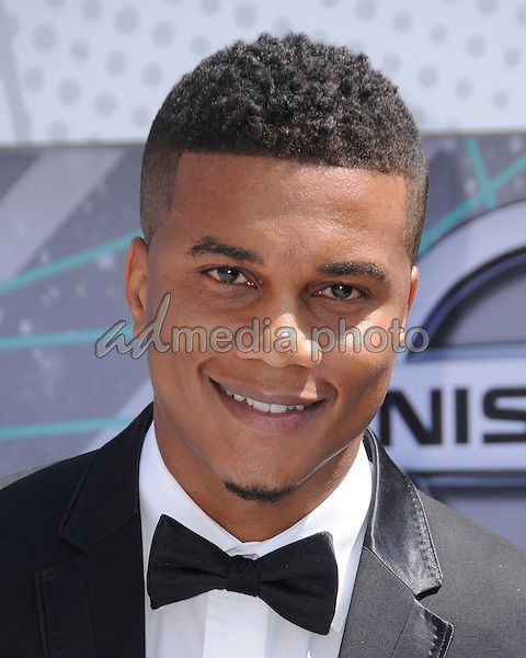 26 June 2016 - Los Angeles. Cory Hardrict. Arrivals for the 2016 BET Awards held at the Microsoft Theater. Photo Credit: Birdie Thompson/AdMedia