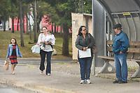 PIRACICABA,SP, 18.07.2017 - CLIMATEMPO - Com a onde de frio que atingiu a região sul do Brasil a cidade de Piracicaba amanheceu com o termômetro em 16º nesta terça-feira, 18. (Foto: Mauricio Bento/Brazil Photo Press)