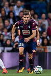 Joan Jordan Moreno of SD Eibar in action during the La Liga 2017-18 match between Real Madrid and SD Eibar at Estadio Santiago Bernabeu on 22 October 2017 in Madrid, Spain. Photo by Diego Gonzalez / Power Sport Images
