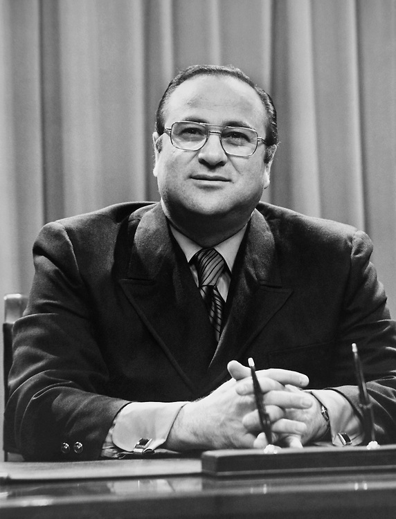 Rep. James Abourezk, R-S.D. 2nd District. 1972 (Photo by Dev O'Neill/CQ Roll Call)