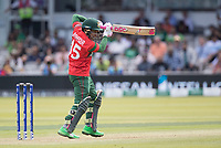 Mushfiqur Rahim (Bangladesh) with an exquisite shot through point for four runs during Pakistan vs Bangladesh, ICC World Cup Cricket at Lord's Cricket Ground on 5th July 2019