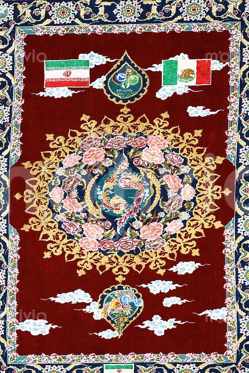 FussballInternational WM 2006 Vorrunde Mexiko-Iran Geschenk