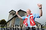 Fr Brendan Walsh a Liverpool FC supporter.
