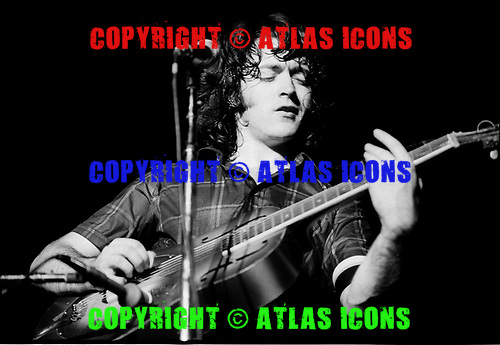 RORY GALLAGHER, LIVE, 1974, NEIL ZLOZOWER