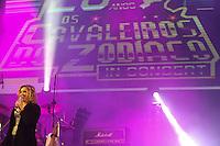 SÃO PAULO,SP, 16.07.2016 - ANIME-FRIENDS - Cosplayers participam da 13ª edição do Anime Friends, no Campo de Marte, em São Paulo (SP), neste sábado (16). O tradicional festival de cultura pop conta com uma programação que inclui concursos de Cosplay, shows internacionais, campeonatos de games, exposições, palestras, entre outras atrações. (Foto: Paulo Guereta/Brazil Photo Press)