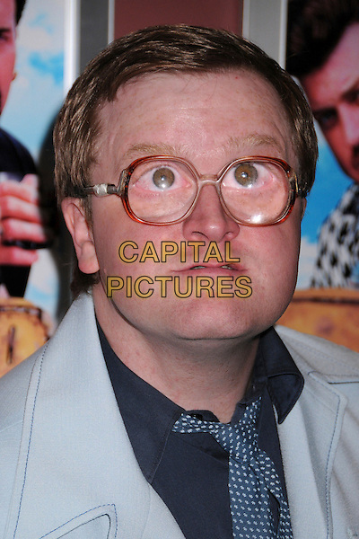 "MIKE SMITH.""Trailer Park Boys: The Movie"" Los Angeles Premiere at the Laemmle's Sunset 5 Theatre, West Hollywood, California, USA..January 23rd, 2008.headshot portrait glasses big eyes funny face .CAP/ADM/BP.©Byron Purvis/AdMedia/Capital Pictures."