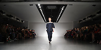 Catwalk<br /> at the Eudon Choi SS18 Show as part of London Fashion Week, London<br /> <br /> <br /> ©Ash Knotek  D3308  15/09/2017