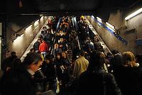 stazione termini. metro A.