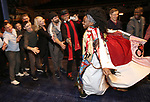 """During the Actors' Equity Opening Night Legacy Robe honoring Vasthy Mompoint for """"The Prom"""" at The Longacre Theatre on November 15, 2018 in New York City."""