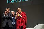 Sold Out per la conferenza del Dalai Lama al Teatro Massimo