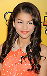 LOS ANGELES, CA - JUNE 05: Zendaya attends Disney's 'Let It Shine' Premiere held at The Directors Guild Of America on June 5, 2012 in Los Angeles, California.