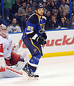 St. Louis Blues Chris Stewart (25)