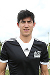 09 January 2015: Stefano Bonomo (California). The 2015 MLS Player Combine was held on the cricket oval at Central Broward Regional Park in Lauderhill, Florida.