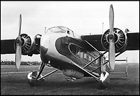 BNPS.co.uk (01202 558833)<br /> Pic: QueensFlightArchive<br /> <br /> The first aircraft specifically ordered for Royal use was this Vickers Viastra delivered in May 1933 and costing &pound;4250.<br /> <br /> A new book gives an intimate look behind the scenes of the Royal Flight and also the flying Royals.<br /> <br /> Starting in 1917 the book charts in pictures the 100 year evolution of first the King's Flight and then later the Queen's Flight as well as the Royal families passion for aviation.<br /> <br /> Author Keith Wilson has had unprecedented access to the Queen's Flight Archives to provide a fascinating insight into both Royal and aeronautical history.