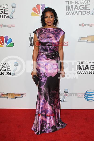 LOS ANGELES, CA - FEBRUARY 01:  Tatyana Ali at the 44th NAACP Image Awards at The Shrine Auditorium on February 1, 2013 in Los Angeles, California. ©mpi26/MediaPunch Inc.