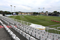 General view of the ground ahead of Essex Eagles vs Surrey, NatWest T20 Blast Cricket at The Cloudfm County Ground on 7th July 2017