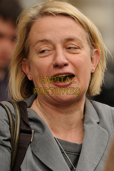 LONDON, ENGLAND - 28 May: Natalie Bennett  spotted in London , England , 28th May 2015<br /> CAP/DYL<br /> &copy;Dylan/Capital Pictures