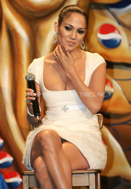 WWW.ACEPIXS.COM . . . . .  ... . . . . US SALES ONLY . . . . .....MADRID, FEBRUARY 23, 2005....Jennifer Lopez in Madrid to launch the Pepsi Spot campaign which took place at the Circulo De Bellas Artes.....Please byline: FAMOUS-ACE PICTURES-D. SOUTO... . . . .  ....Ace Pictures, Inc:  ..Philip Vaughan (646) 769-0430..e-mail: info@acepixs.com..web: http://www.acepixs.com