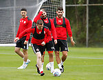 Kieron Freeman of Sheffield Utd during the training session at the Shirecliffe Training complex, Sheffield. Picture date: June 27th 2017. Pic credit should read: Simon Bellis/Sportimage