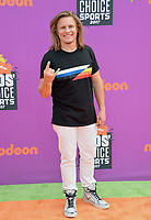 Tony Cavalero at Nickelodeon's Kids' Choice Sports 2017 at UCLA's Pauley Pavilion. Los Angeles, USA 13 July  2017<br /> Picture: Paul Smith/Featureflash/SilverHub 0208 004 5359 sales@silverhubmedia.com