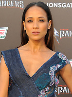 www.acepixs.com<br /> <br /> March 22 2017, LA<br /> <br /> Dania Ramirez arriving at the LA premiere of 'Saban's Power Rangers' at the Fox Bruin Theatre on March 22, 2017 in Los Angeles, California. <br /> <br /> By Line: Peter West/ACE Pictures<br /> <br /> <br /> ACE Pictures Inc<br /> Tel: 6467670430<br /> Email: info@acepixs.com<br /> www.acepixs.com