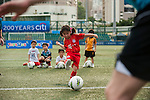 Toys R Us Clinic with Citibank All Stars during the HKFC Citibank International Soccer Sevens at the Hong Kong Football Club Stadium on May 16, 2012 in Hong Kong. Photo by Andy Jones / The Power of Sport Images for HKFC