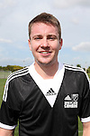 09 January 2015: Nick Besler (Notre Dame). The 2015 MLS Player Combine was held on the cricket oval at Central Broward Regional Park in Lauderhill, Florida.