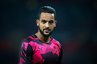 Theo Walcott of Arsenal ahead of the UEFA Europa League group stage match between Arsenal and FC Red Star Belgrade at the Emirates Stadium, London, England on 2 November 2017. Photo by PRiME Media Images.