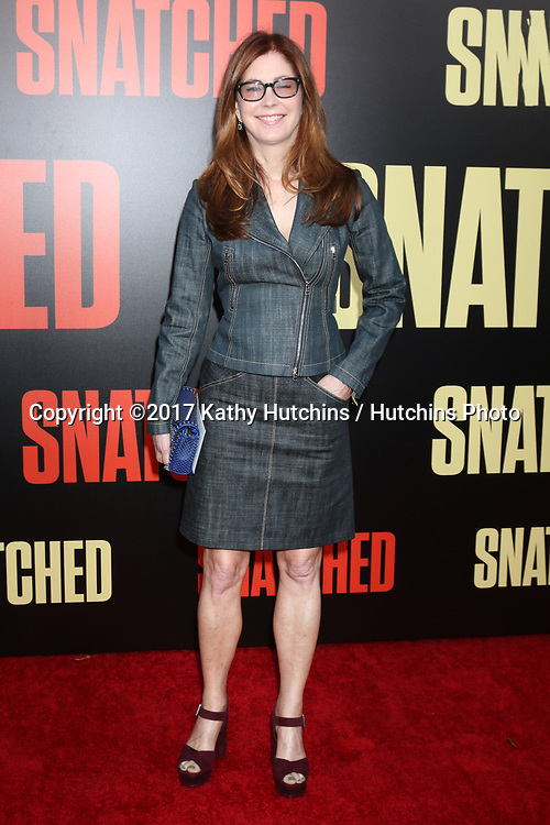 """LOS ANGELES - MAY 10:  Dana Delany at the """"Snatched"""" World Premiere at the Village Theater on May 10, 2017 in Westwood, CA"""