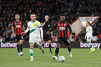 Jermain Defoe of Bournemouth runs with the ball during AFC Bournemouth vs Norwich City, Caraboa Cup Football at the Vitality Stadium on 30th October 2018