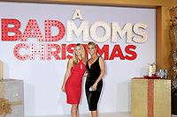 "Catherine Rose Young, Cheryl Hines<br /> at ""A Bad Mom's Christmas"" Premiere, Village Theater, Westwood, CA 10-30-17<br /> David Edwards/DailyCeleb.com 818-249-4998"