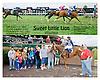 Sweet Little Lion winning at Delaware Park on 9/29/12