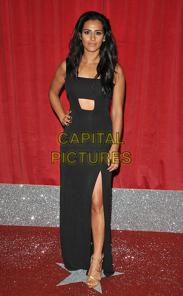 Sair Khan at the British Soap Awards 2017, The Lowry Theatre, Pier 8, Salford Quays, Salford, Manchester, England, UK, on Saturday 03 June 2017.<br /> CAP/CAN<br /> &copy;CAN/Capital Pictures