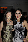 Kristi Yamaguchi & Michelle Kwan, - 10th Annual Gala celebrating Figure Skating in Harlem's 18th year of operations at The Stars 2015 Benefit Gala on April 13, 2015 in New York City, New York honoring Olympic Champion Evan Lysacek, Gloria Steinem and Nicole, Alana and Juliette Feld with Mary Wilson as Mistress of Ceremony. (Photos by Sue Coflin/Max Photos)