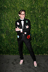 Hamish Bowles attends the Fifteenth Annual CFDA/Vogue Fashion Fund Awards at the Brooklyn Navy Yard building 28, at 63 Flushing Avenue, on November 5, 2018.