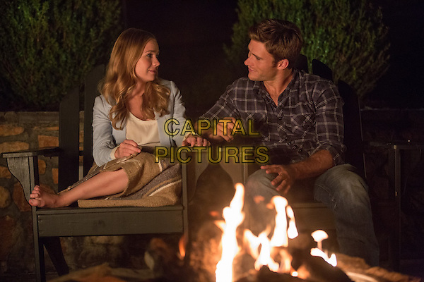 Britt Robertson, Scott Eastwood<br /> in The Longest Ride (2015) <br /> *Filmstill - Editorial Use Only*<br /> CAP/NFS<br /> Image supplied by Capital Pictures