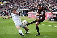 24.04.2016: Eintracht Frankfurt vs. 1. FSV Mainz 05