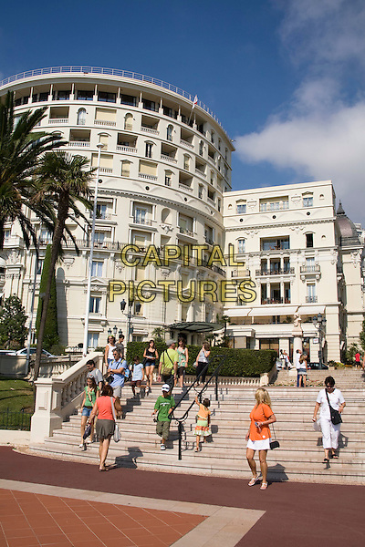Hotel de Paris, Place Du Casino, Monte Carlo, Monaco, France
