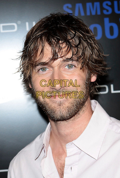 RYAN EGGOLD .At Samsung Behold ll Premiere Launch Party  held at Boulevard 3, Hollywood, California, USA, 18th November 2009..portrait headshot beard facial hair shirt  white .CAP/ADM/TC.©T. Conrad/AdMedia/Capital Pictures.