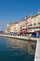 Waterfront, Saint Tropez, France