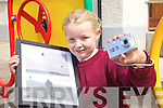 SNAPPER: Saoirse Sheehy from Kilmoyley who has won the national prize in the 5-9 year olds category of the Bord Gais Energy Photographic Stars of the Future competition.