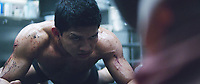 Iko Uwais in Mile 22 (2018)<br /> *Filmstill - Editorial Use Only*<br /> CAP/RFS<br /> Image supplied by Capital Pictures