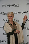 Angela Lansbury at TimesTalk on January 10, 2010 at the New York Times Arts & Leisure Weekend at the TimesCenter Stage, New York City, New York. (Photo by Sue Coflin/Max Photos)