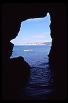 Sunny Jim Cave and kayaks