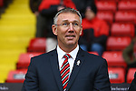Sheffield United's manager, Nigel Adkins - Sheffield United vs Coventry City - SkyBet League One - Bramall Lane - Sheffield - 13/12/2015 Pic Philip Oldham/SportImage