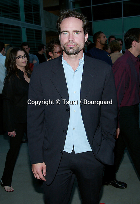 "Jason Patric arriving at the Hollywood Film Festival closing night with the premiere of "" Narc "" at the ArcLight Theatre in Los Angeles. October 6, 2002.           -            PatricJason16.jpg"