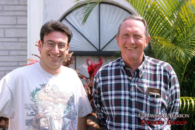 Mike Kreger & George Gee